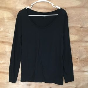 Loft Outlet Women's sz Large long sleeve T shirt